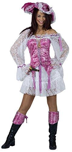 Sexy Piratin Bonny Kostüm Gr. 32 34