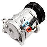 ECCPP A/C Compressor with Clutch 2001-2007 fit for D-odge Grand Caravan 3.3L 3.8L 2000 for P-lymouth Grand Voyager 3.3L CO 29001C