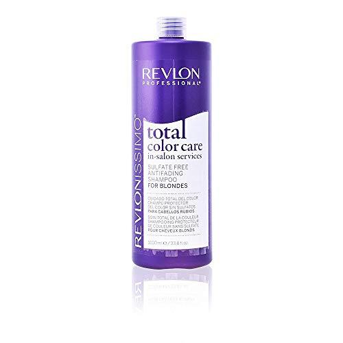 Total Farbe Care antifanding Shampoo für blondes 1000ml