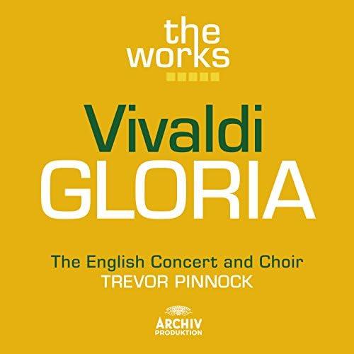 AntonioVivaldi, The English Concert, The English Concert Choir & Trevor Pinnock