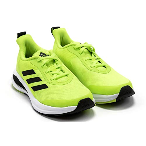 adidas Kids Fortarun Running Shoes, Signal Green,3.5 M US