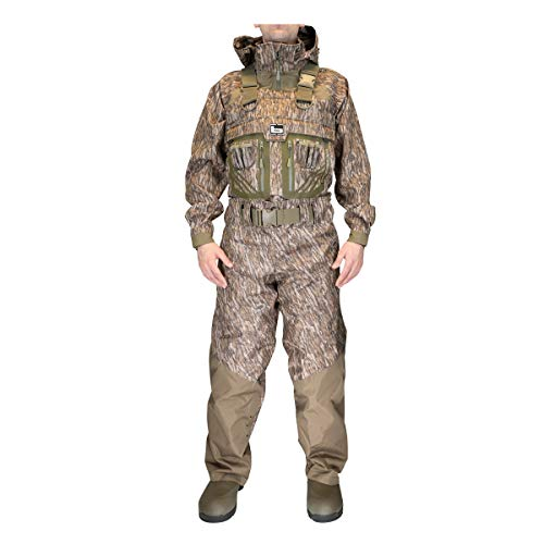 Why Choose Banded RedZone Elite 2.0 Breathable Insulated Wader, Bottomland, Size 13