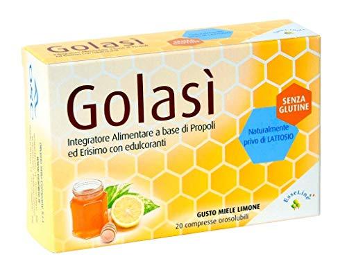 GOLASì Esseline integratore alimentare a base di Propoli