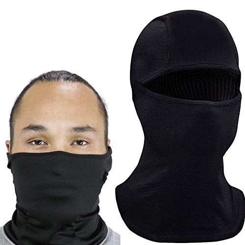 Summer Face Mask Balaclava Protection from Dust, Aerosols, UV & Elements, Bandana
