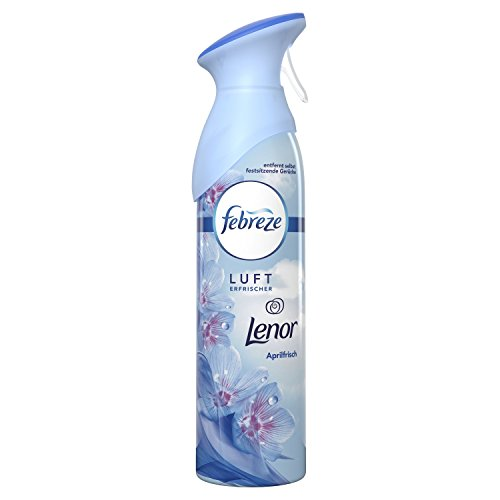 Febreze Lenor Aprilfrisch Lufterfrischer-Spray, 300 ml