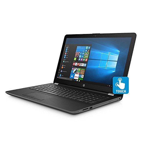 HP Touchscreen 15.6 inch HD Notebook , Intel Core i5-8250U Processor up to 3.40 GHz, 8GB DDR4, 2TB Hard Drive, Optical Drive, Webcam, Backlit Keyboard, Bluetooth, Windows 10(Renewed)