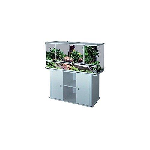 Mueble Aquatlantis 118 cm para terrarios Alu (sin terrarios