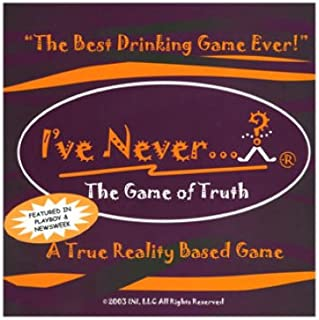 """""""The Best Drinking Game Ever!"""" I've Never ... The Game of Truth (2003)"""