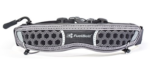 FuelBelt Helium Running Race Belt with Race Bib Locks and Storage