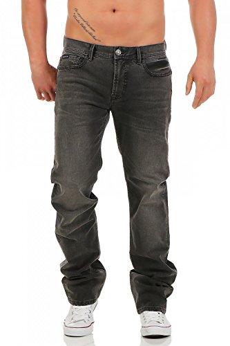Big Seven Dan Chicago Wash Regular Fit Herren Jeans, Hosengröße:W42/L32