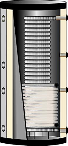 Hygienespeicher mit einem Solarwärmetauscher 600 Liter