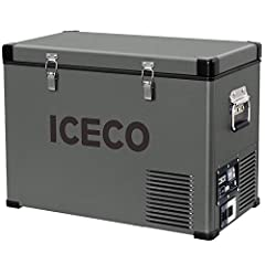 ※ 【HIGH QUALITY】- SECOP Compressor, fast cooling; ETL Certificate; Global Product Insurance. For the compressor cooling technology, this refrigerator could achieve fast cooling between 0°F to 50°F(-18℃~10℃). ※ 【MAX / MIN FUNCTION】 - This function all...