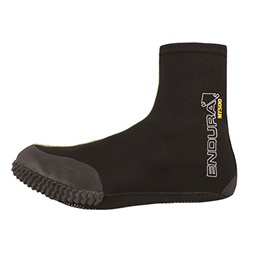 Endura MT500 Mountain Cycling Booty Overshoe II Black, Medium