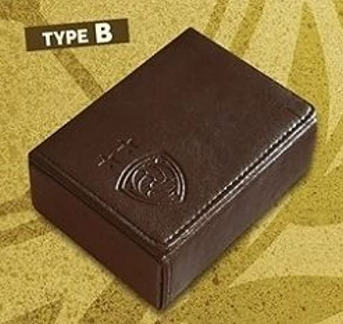 WCCF campaign eighth edition deck case cuir specification marron