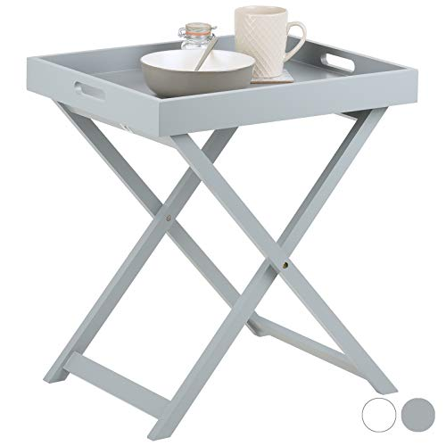 Hartleys Butlers Tray Side Table - Choice of Colour