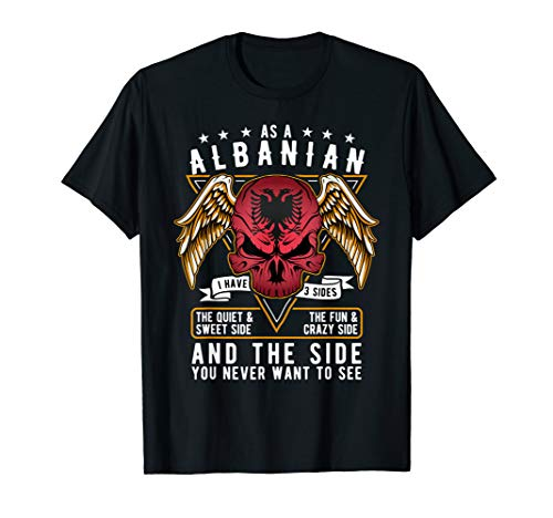 Proud to be Albanian gifts tshirt T-Shirt