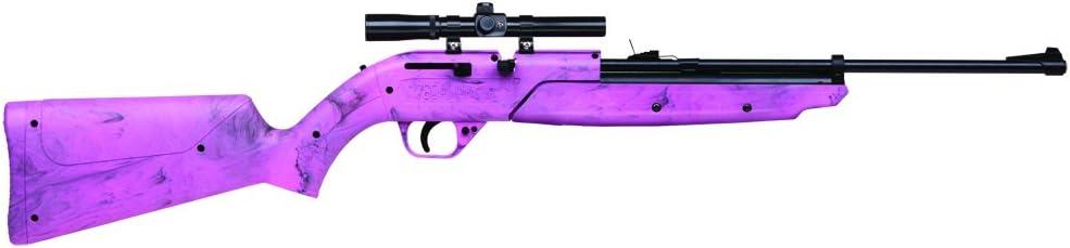 Crosman Pink Alternative dealer 760PKT Pumpmaster .177 Caliber Ri Pellet Max 52% OFF and Air BB