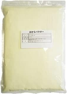 国産大豆100% 超微粉おからパウダー 500g (チャック付き袋)