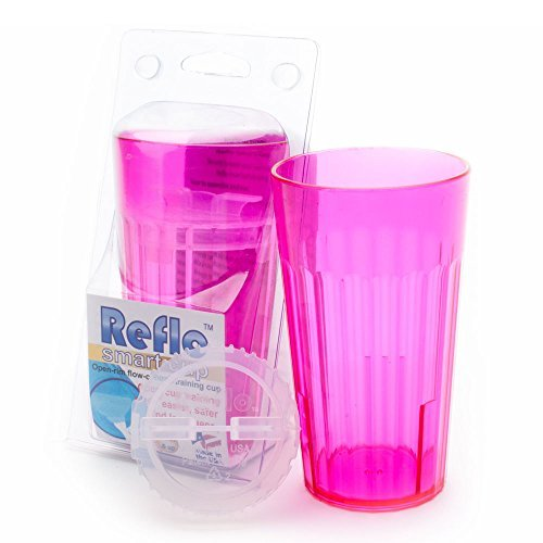 Reflo Smart Cup, Red-Violet by Reflo