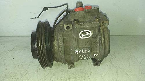 H Civic Saloon Air Conditioner Compressor 4472001362 HFC134A (used) (id:declp177684)