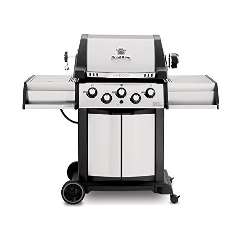Broil King 988847 Sovereign XLS 90 Natural Gas Grill w/ Side Burner & Rear Rotisserie Burner Review
