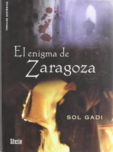 Enigma De Zaragoza,El - Oferta (Thriller Historico)