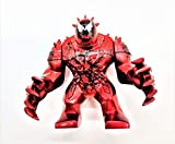 Mini Spiderman Carnage Action Figure / Toy with Movable Hands