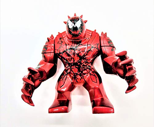 Mini Spider-Man Carnage Action Figure / Toy with Movable Hands