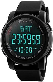 سكمي ساعة رياضية رجال رقمي سيليكون - 1257