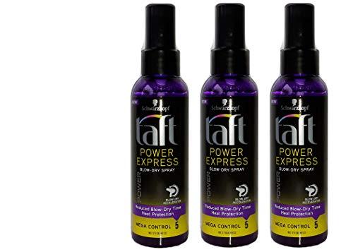 Schwarzkopf Taft Power Express Blow-Dry Spray 150 ml / 5 fl oz
