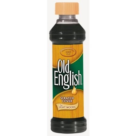 Old English Scratch Cover for Light Woods, 8 Fl Oz. (1)