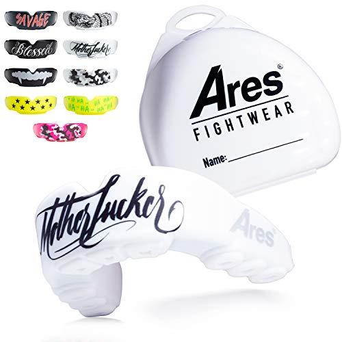 Ares Fightwear® Mundschutz Boxen inkl....