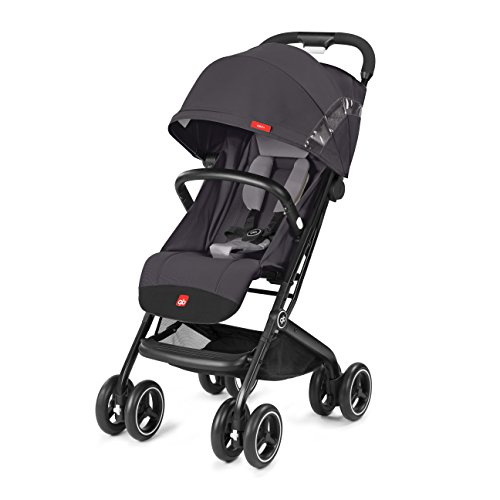 gb Gold Qbit+, Buggy, Kollektion 2018, silver fox grey
