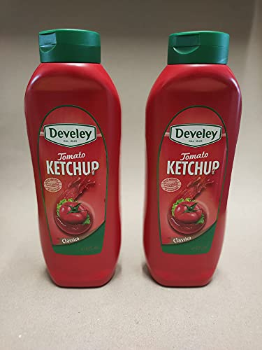 kit 2 confezioni Develey ketchup da 875 ml