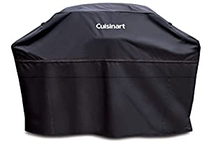 "Cuisinart CGC-60B Heavy-Duty Barbecue Grill Cover, 60"", Black, Cover-60 by legendary Cuisinart"