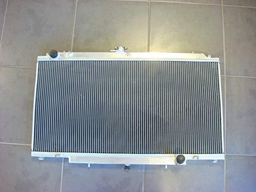 Radiador de aluminio de 3 filas para GU PATROL Y61 gasolina 4,5 L 1997 en manual MT