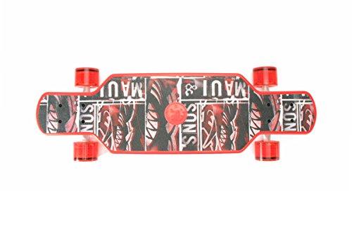 Freeride Skateboard Longboard. Komplett mit x-caliber Trucks, ABEC 7Kugellager 73,7cm, Big Deal