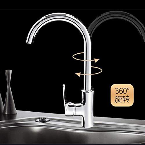ZHAOSHOP Faucet rubinetto rubinetto altalena rubinetto rame giada cuscino caldo e freddo lavandino rubinetto materiali per la casa bagno di migliorame