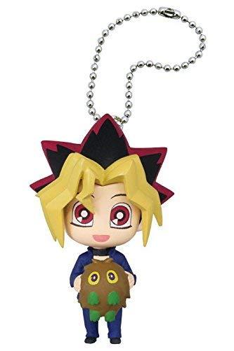 Anime Yu-Gi-Oh Duiel Monsters Mascot Keychain Figure ~1.5' - Yugi MUTO