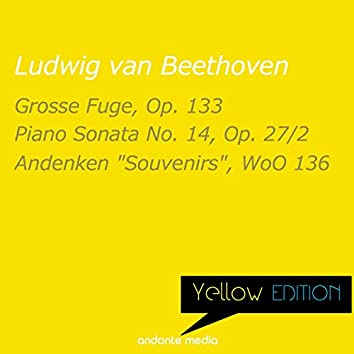 Yellow Edition - Beethoven: Grosse Fuge, Op. 133 & Piano Sonata No. 14, Op. 27 No. 2