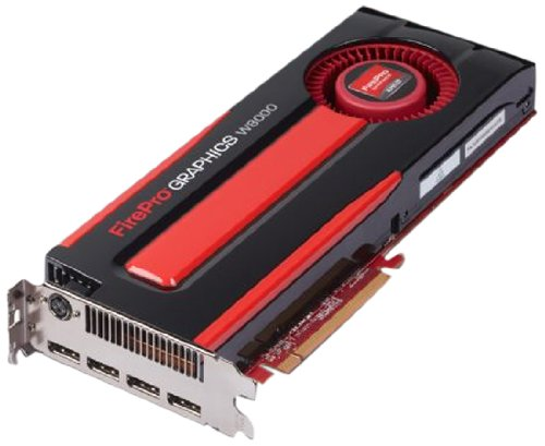 AMD Firepro W8000 4Gb Gddr5