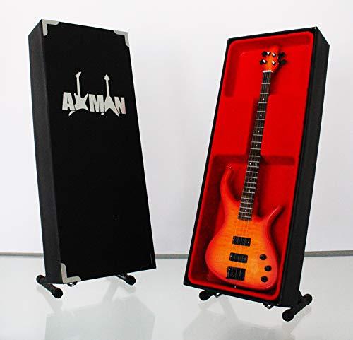 John Paul Jones (Led Zeppelin): Manson E-Bass – Miniatur-Gitarren-Nachbildung