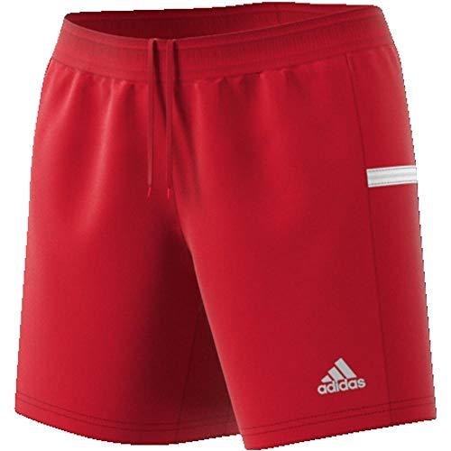 adidas Damen Shorts-Dx7296 Shorts, Powred/White, L