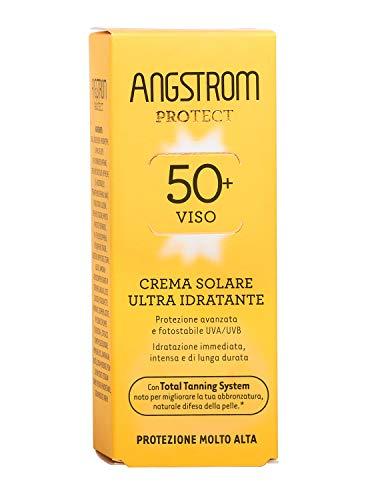Angstrom Protect Crema Solare Viso, Protezione...