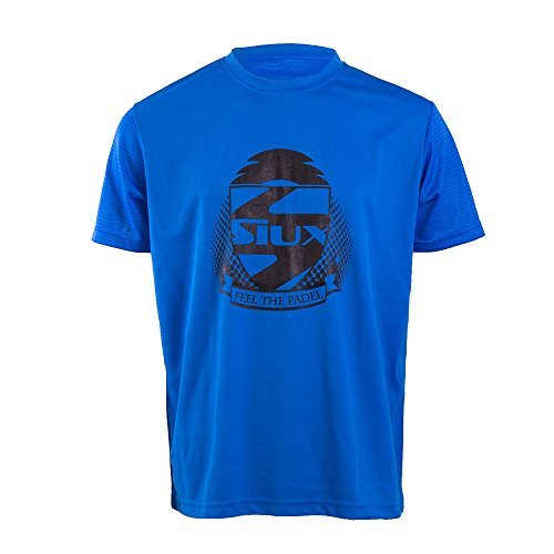 Siux Camiseta COMPETICION Azul Royal