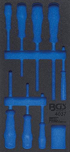 BGS 4037-1 | Werkstattwageneinlage 1/3 | leer | für Art. 4037