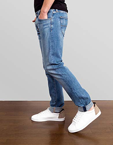 Lucky Brand Men's 110 Modern Slim Fit Jean (28Wx32L, Panorama Point)
