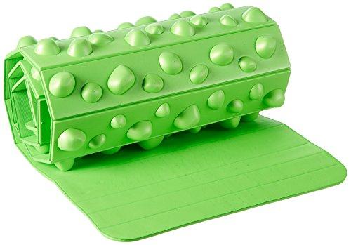 Yogistar Fuß Massage Board-Rollbar, Green, M