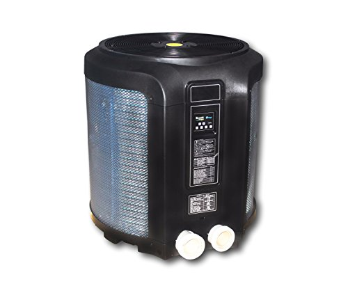 ComforTemp Swimming Heat Pump by Blue Torrent - 18,000 Gallon Pool Pump - 95,000 BTU (Same Day Shipping)