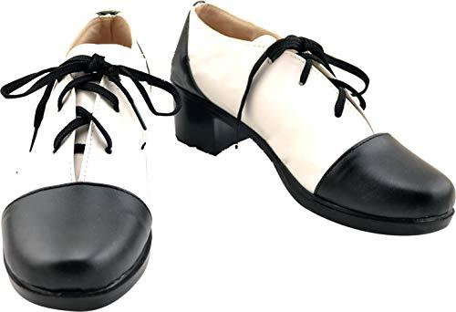 GSFDHDJS Cosplay Stiefel Schuhe for Black Butler Ciel Phantomhive